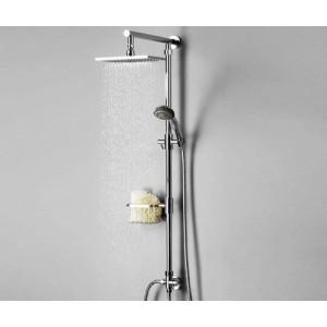 Душевая система Wasserkraft A016 хром