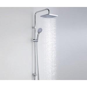 Душевая система Wasserkraft A017 хром