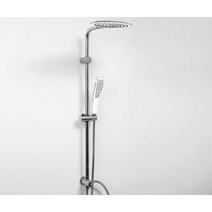 Душевая система Wasserkraft A045 хром