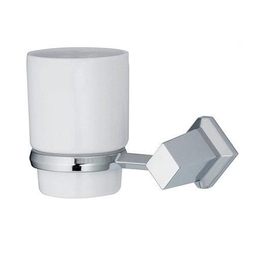 Wasserkraft Aller K-1128C стакан для зубных щеток, хром