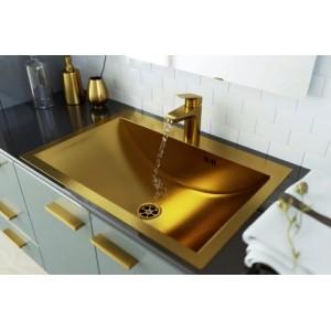 Раковина Zorg U4560 Bronze
