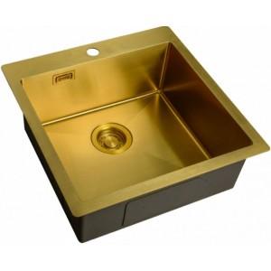 Мойка ZORG ZL R-510510 Bronze