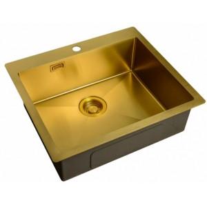 Мойка Zorg ZL R 590510 Bronze