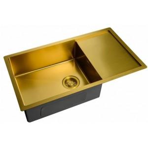 Мойка Zorg ZL R-780440 Bronze